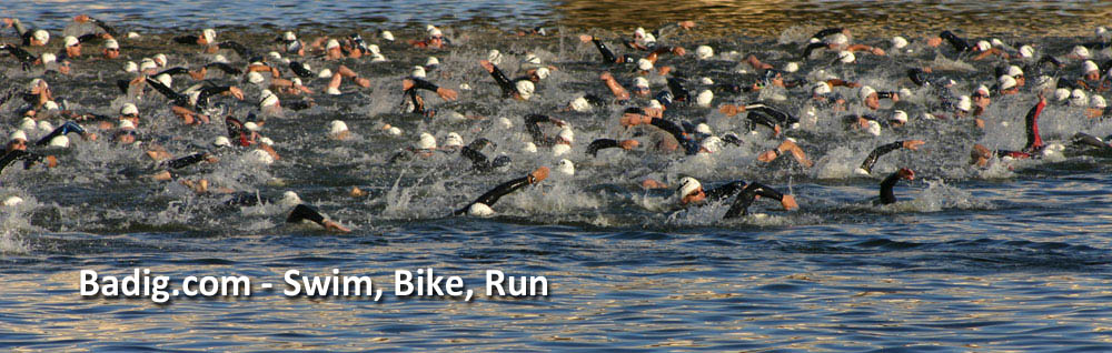 BADIG – Endurance Training: Swim, Bike, Run
